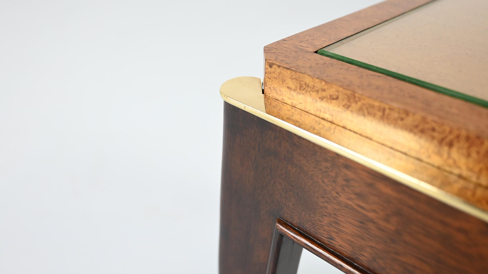 de coene freres ateliers d'art de courtrai art deco chevets nightstand side table
