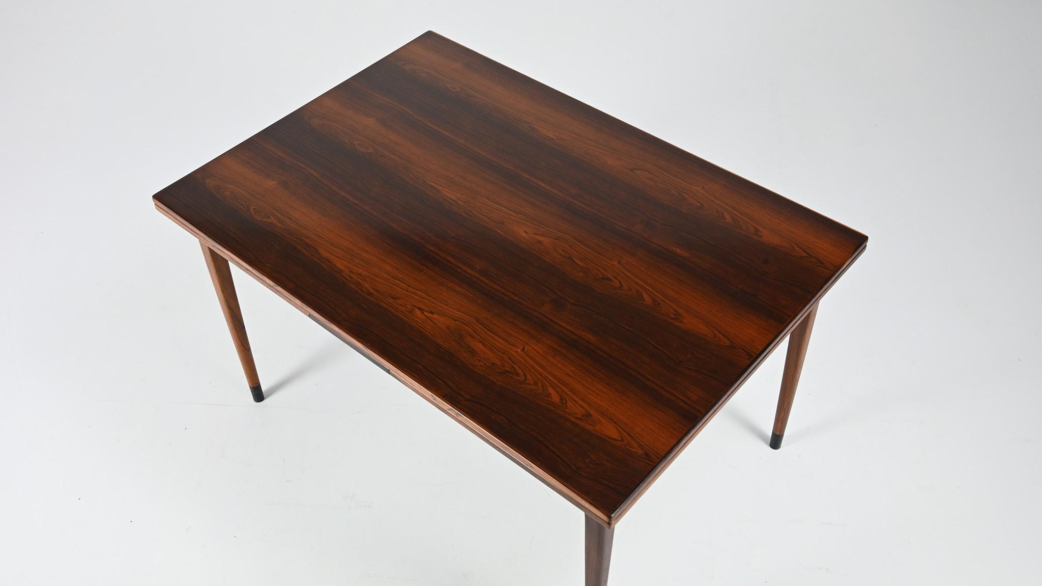 NIels moller 9 table vintage danish danois scandinavian scandinave table