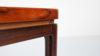 johannes andersen dining table de salle a manger christian linneberg mobelfabrik model 8 danish design danois scandinavian teak palissander rosewood palisander