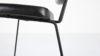 pierre paulin cm 196 cm196 thonet chair chaise vintage retro